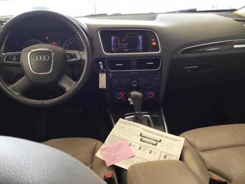 Audi Q5 2012 price $8,950