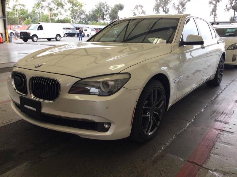 BMW 7-Series 2010 price $8,150