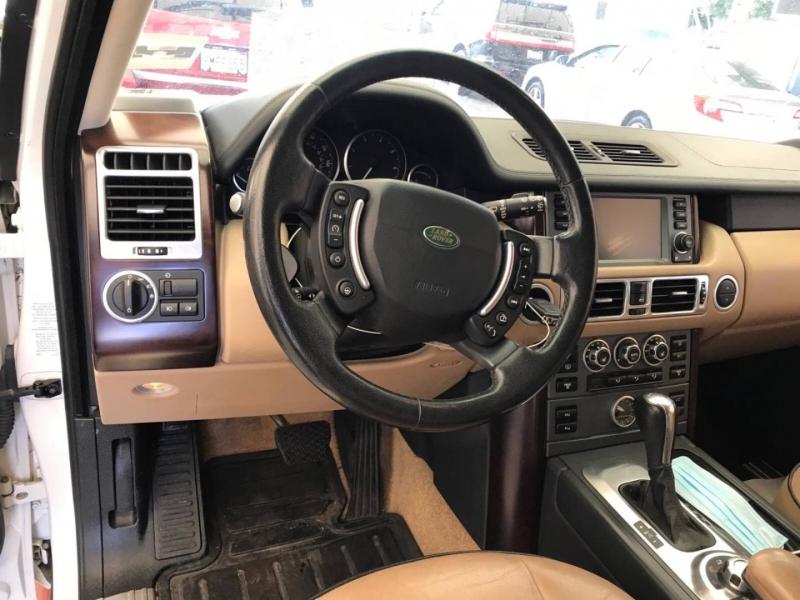 Land Rover Range Rover 2008 price $8,250