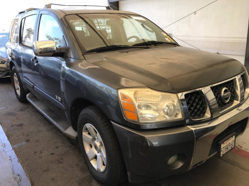 Nissan Armada 2006 price $6,350