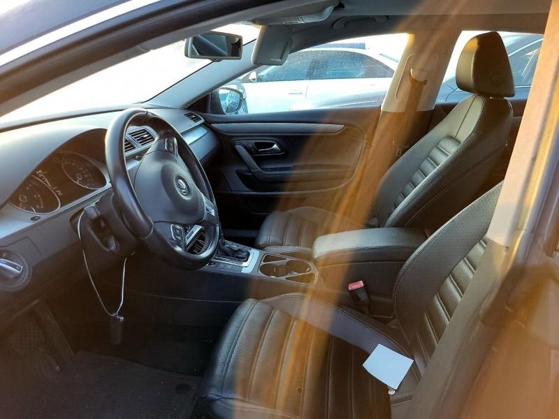 Volkswagen CC 2012 price $6,750