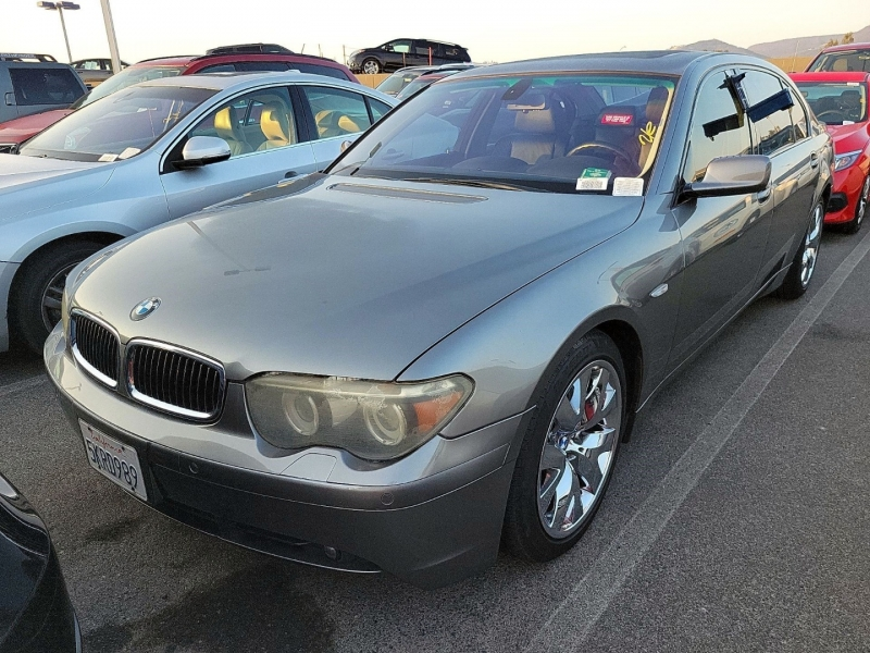 BMW 7-Series 2005 price $6,150