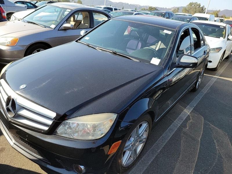 Mercedes-Benz C-Class 2008 price $7,750