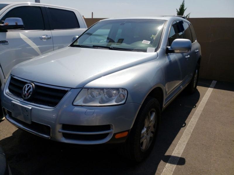 Volkswagen Touareg 2005 price $5,650