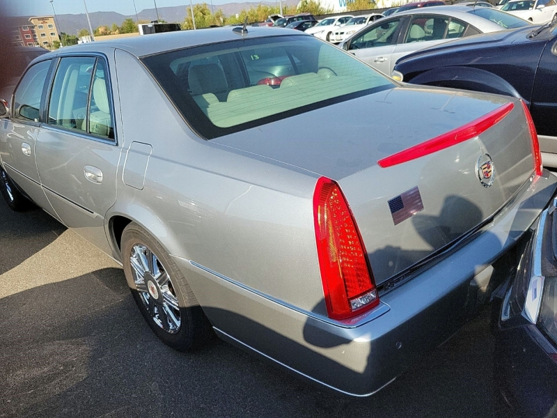Cadillac DTS 2008 price $3,850