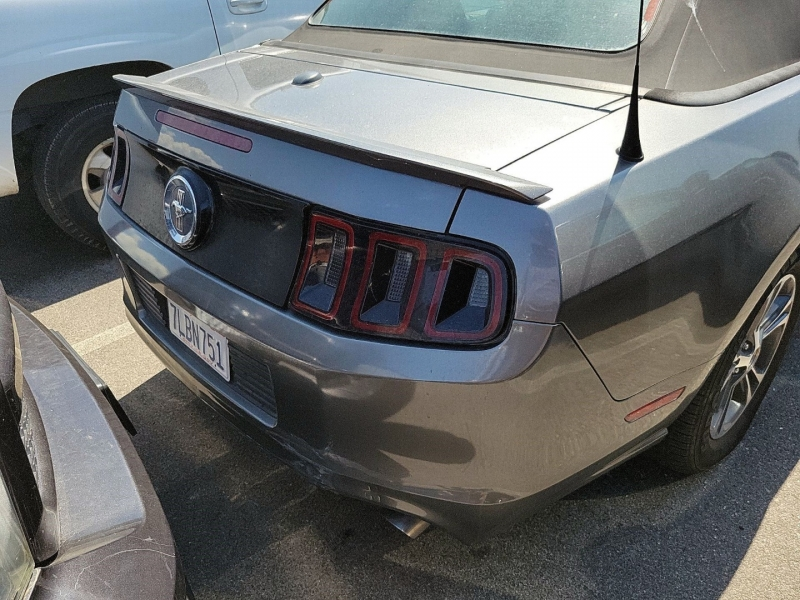 Ford Mustang 2013 price $9,850