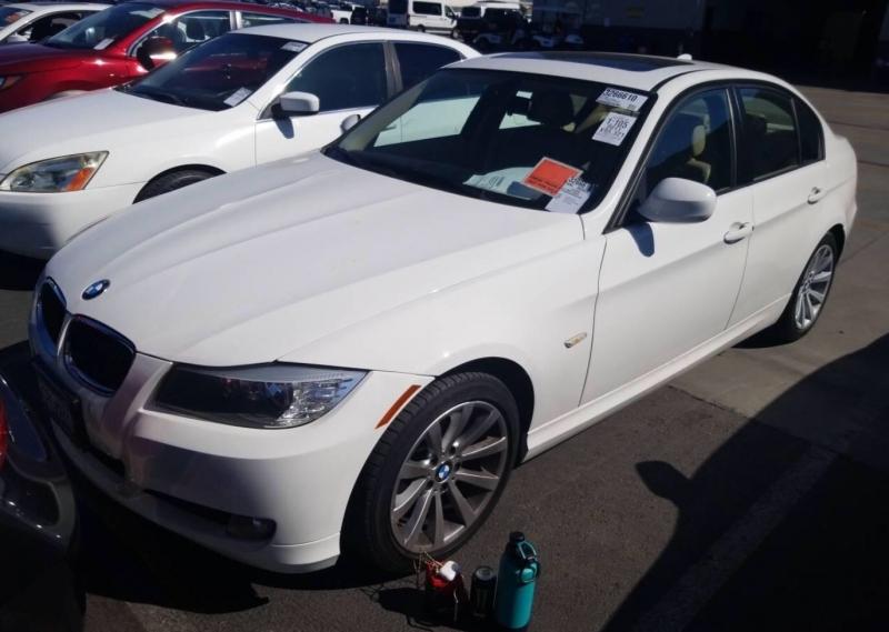 BMW 3-Series 2011 price $8,150