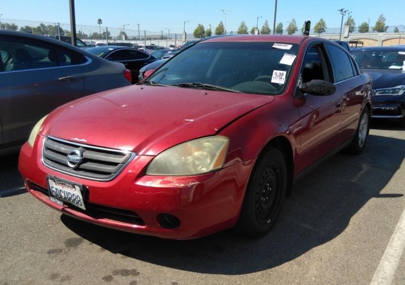 Nissan Altima 2003 price $3,450