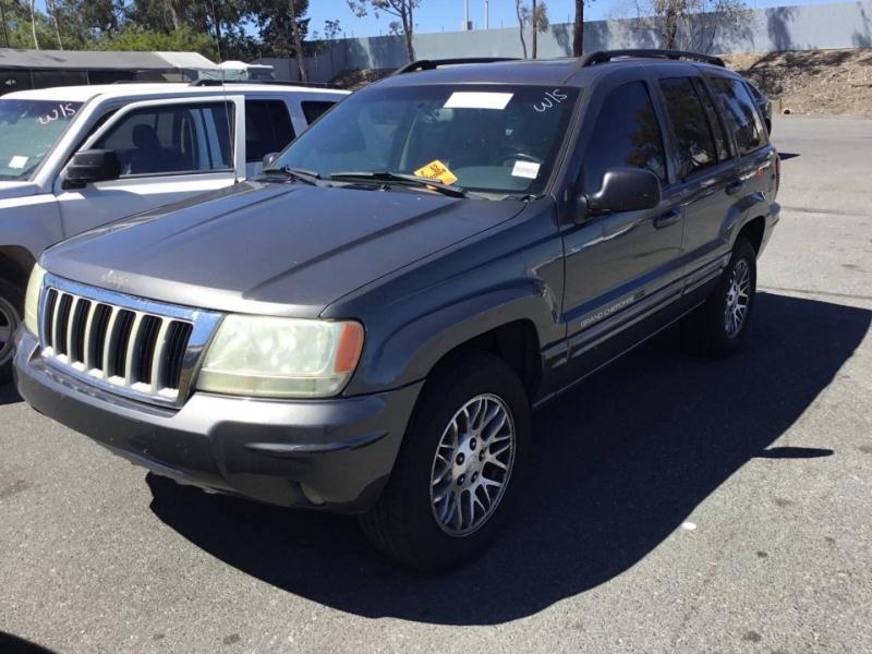 Jeep Grand Cherokee 2004 price $4,550