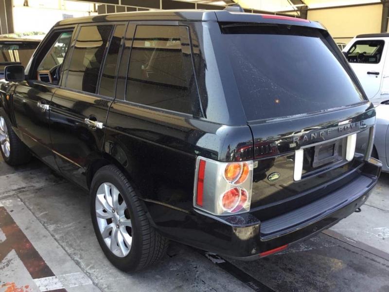 Land Rover Range Rover 2005 price $6,450