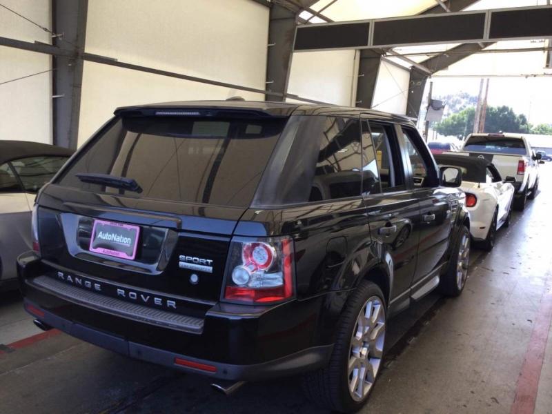 Land Rover Range Rover Sport 2010 price $12,650
