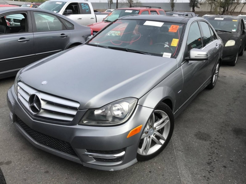 Mercedes-Benz C-Class 2012 price $7,950