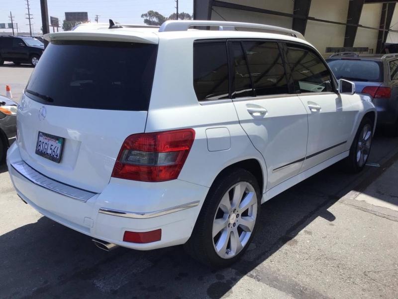 Mercedes-Benz GLK-Class 2011 price $10,350