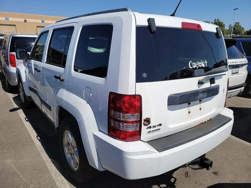 Jeep Liberty 2012 price $7,450