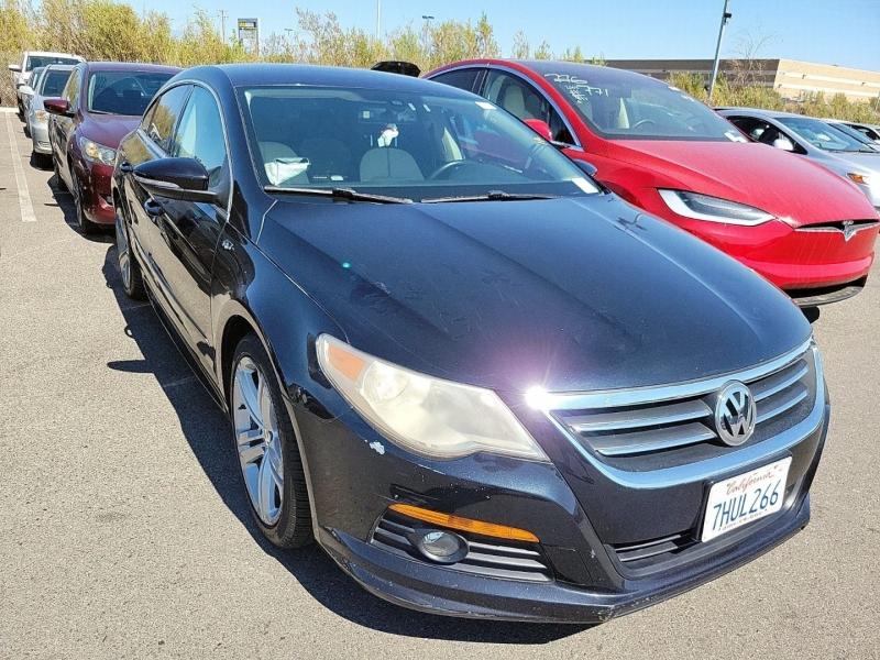 Volkswagen CC 2010 price $6,750