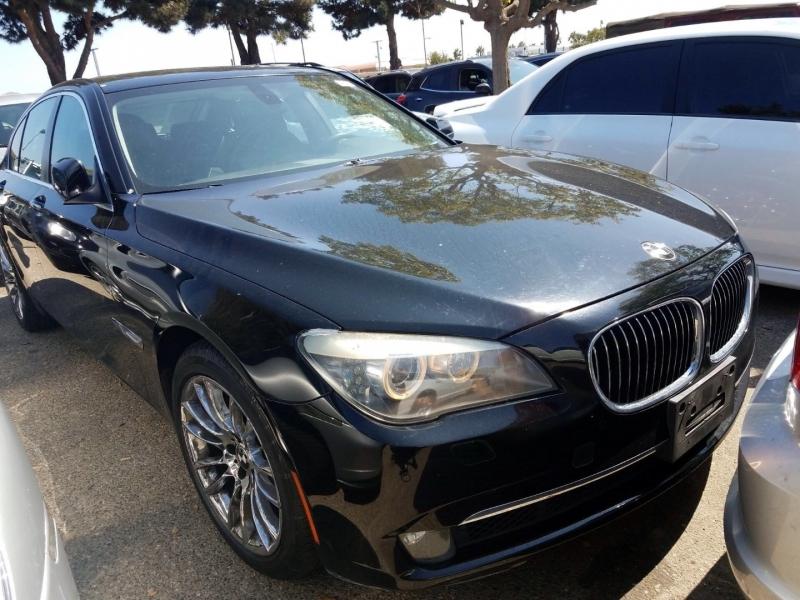 BMW 7-Series 2011 price $10,150