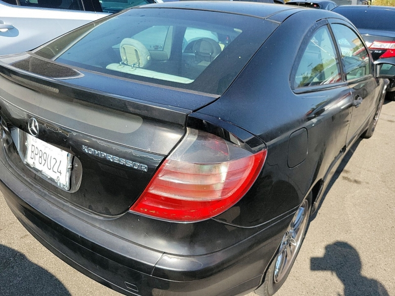 Mercedes-Benz C-Class 2002 price $3,750