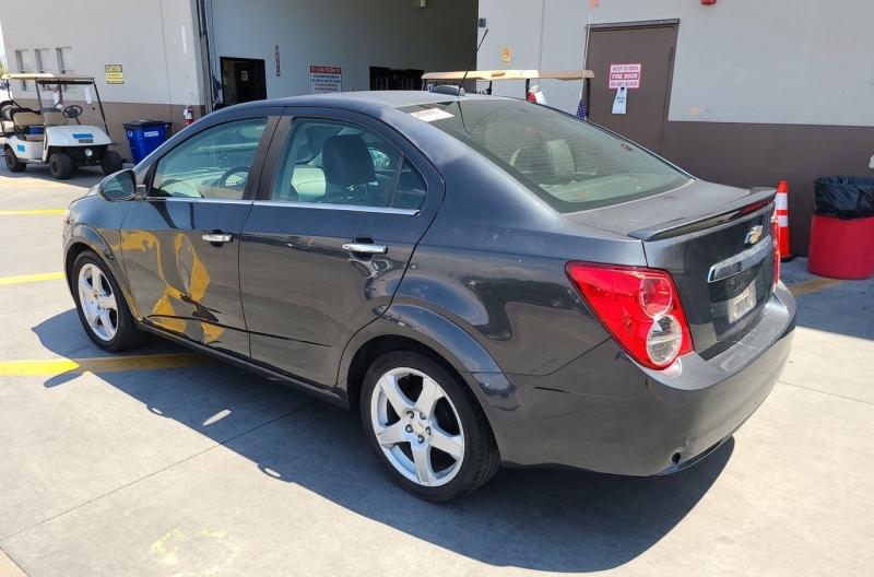 Chevrolet Sonic 2015 price $6,750