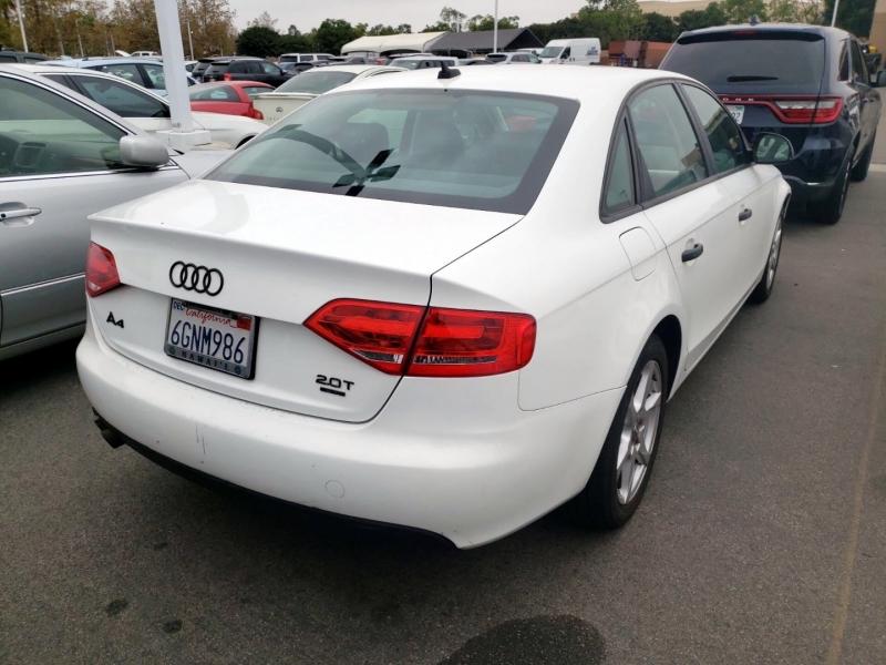 Audi A4 2009 price $6,350