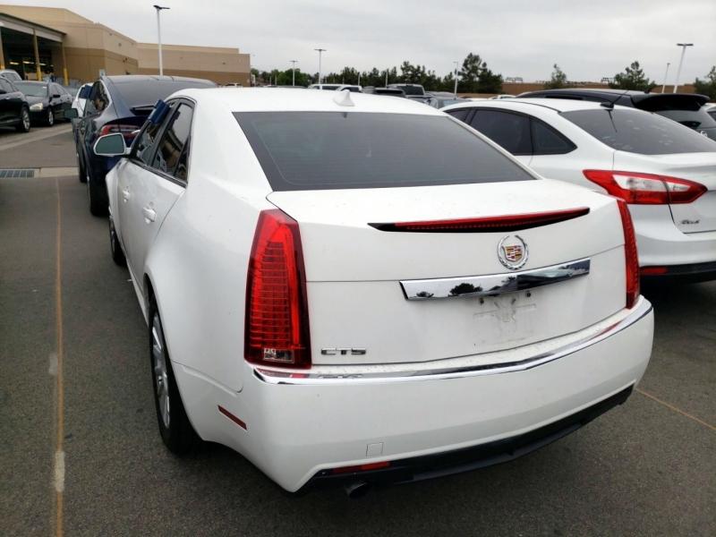Cadillac CTS Sedan 2012 price $7,950