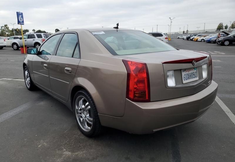Cadillac CTS 2006 price $4,350