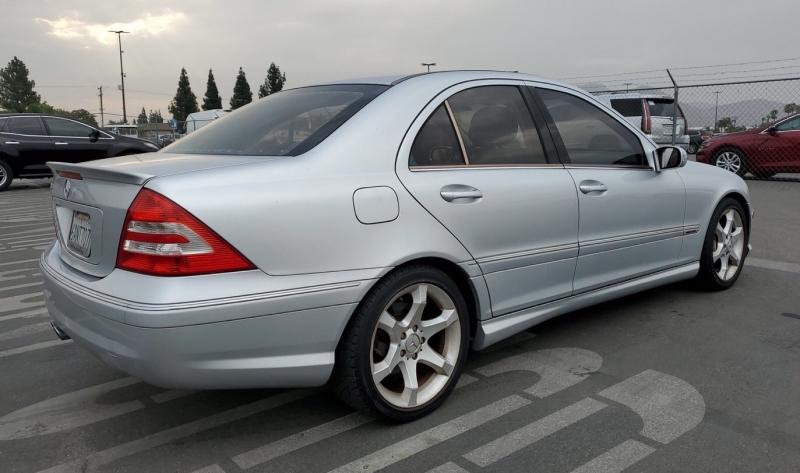 Mercedes-Benz C-Class 2007 price $4,750