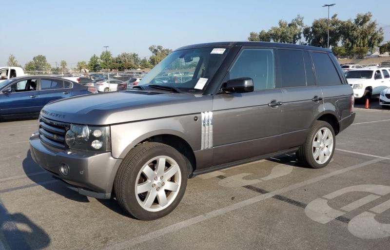 Land Rover Range Rover 2006 price $5,150