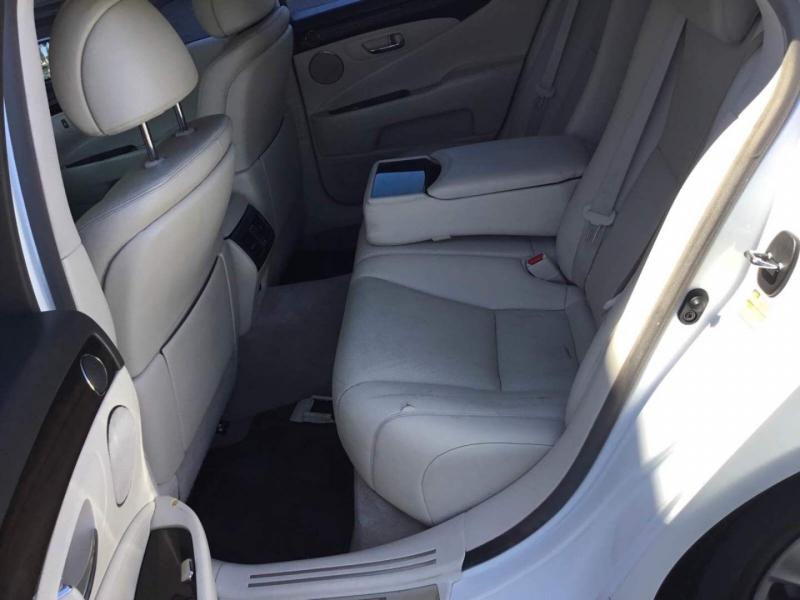Lexus LS 460 2008 price $11,950