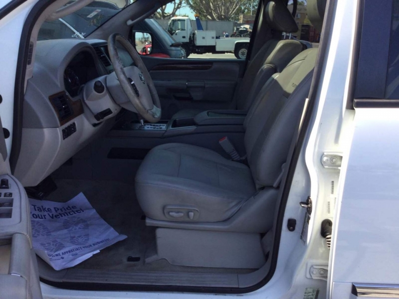 Nissan Armada 2010 price $8,350
