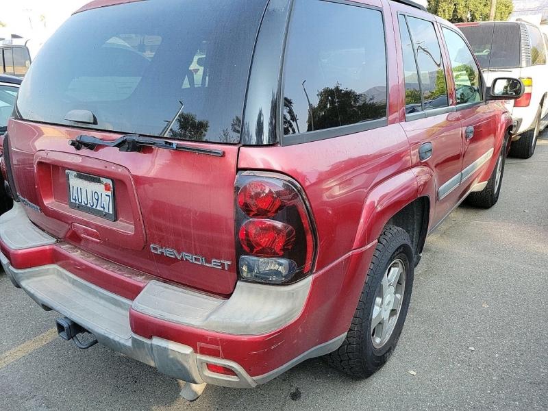 Chevrolet TrailBlazer 2002 price $3,450