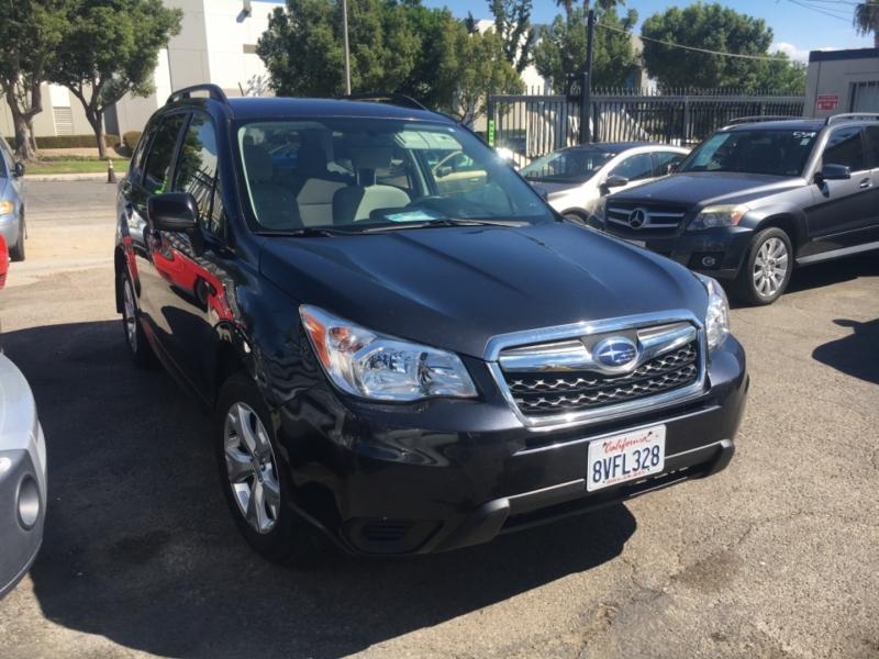Subaru Forester 2014 price $6,950