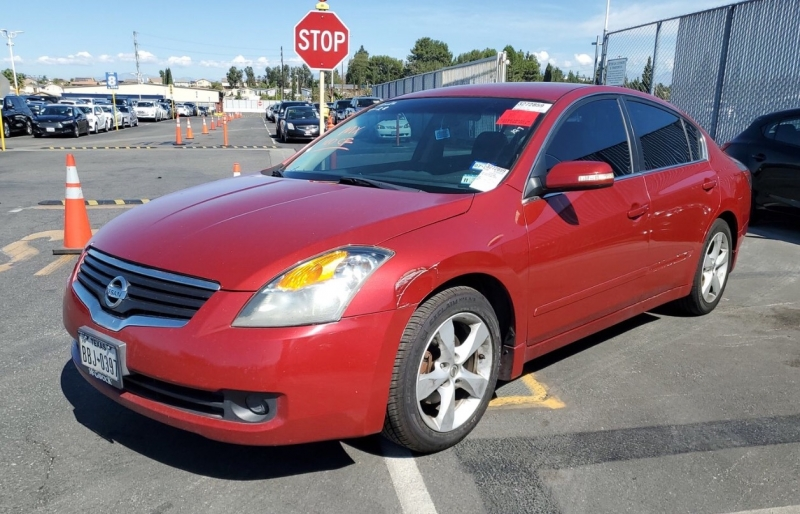 Nissan Altima 2009 price $4,250