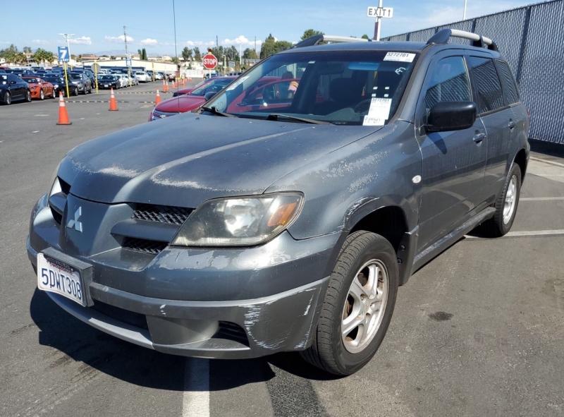 Mitsubishi Outlander 2004 price $3,350