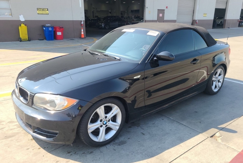 BMW 1-Series 2009 price $8,450