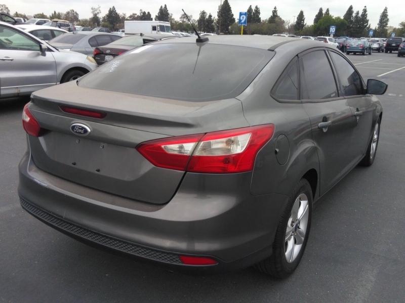 Ford Focus 2013 price $4,850