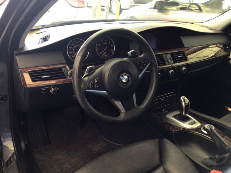 BMW 5-Series 2008 price $6,450