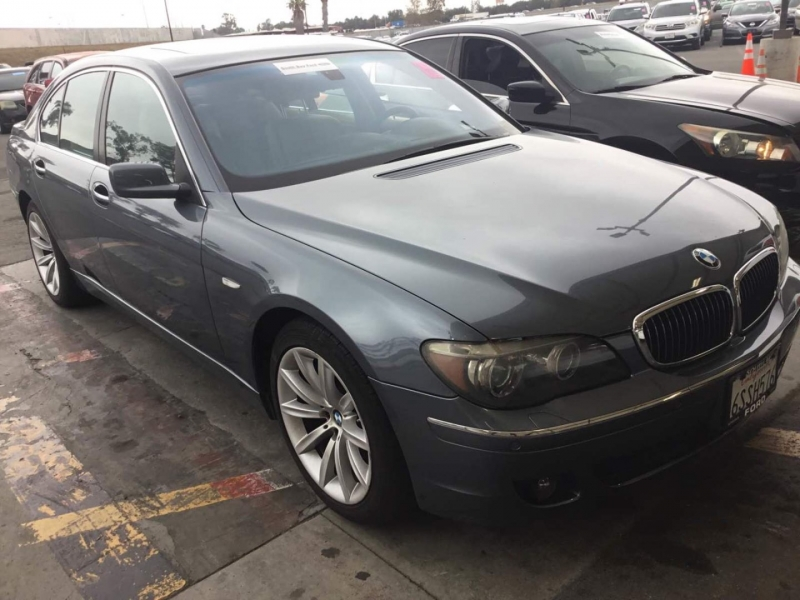 BMW 7-Series 2008 price $8,550