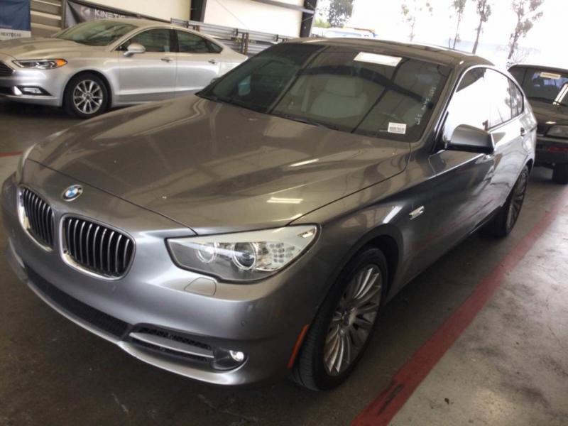BMW 5 Series Gran Turismo 2012 price $10,950