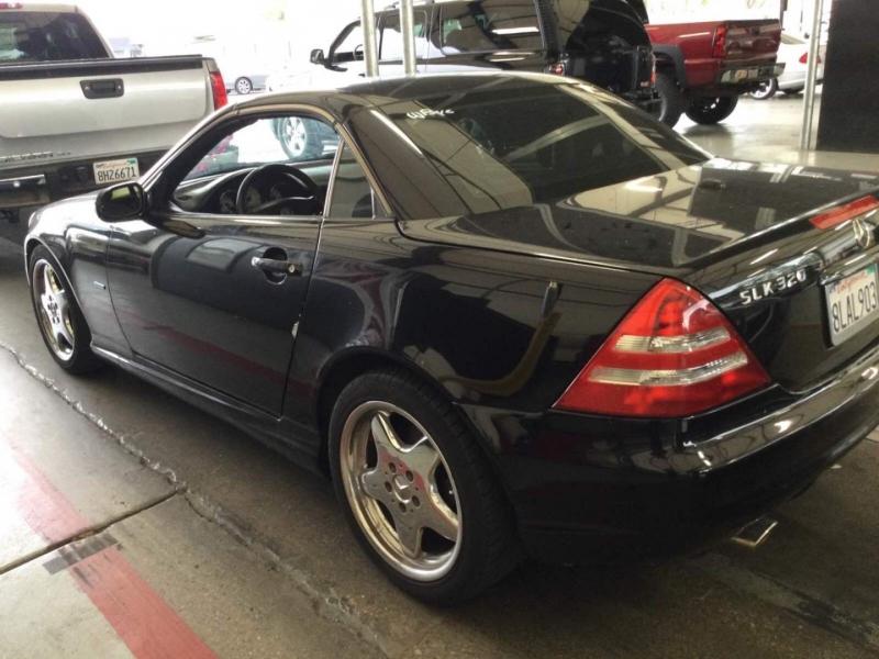 Mercedes-Benz SLK-Class 2001 price $4,750