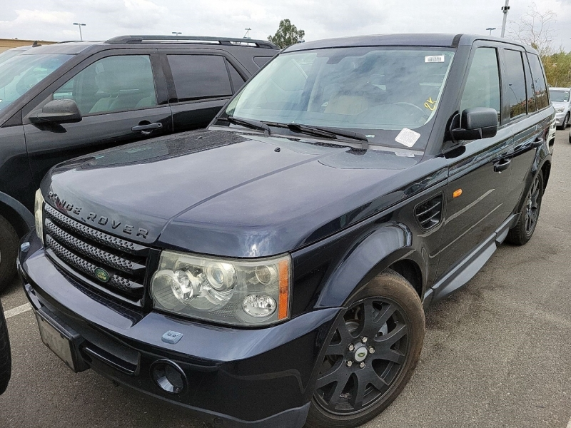 Land Rover Range Rover Sport 2008 price $7,850