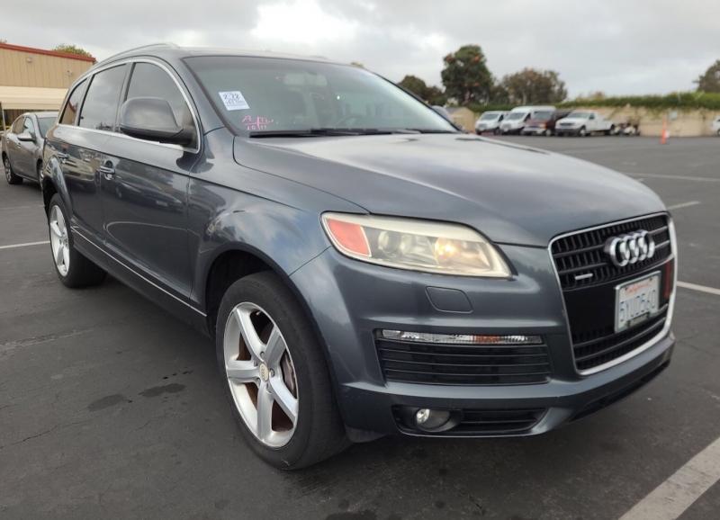 Audi Q7 2007 price $5,250