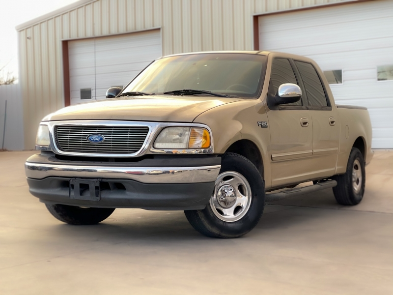 Ford F-150 SuperCrew 2001 price $4,450