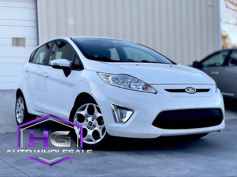 Ford Fiesta 2012 price $4,650