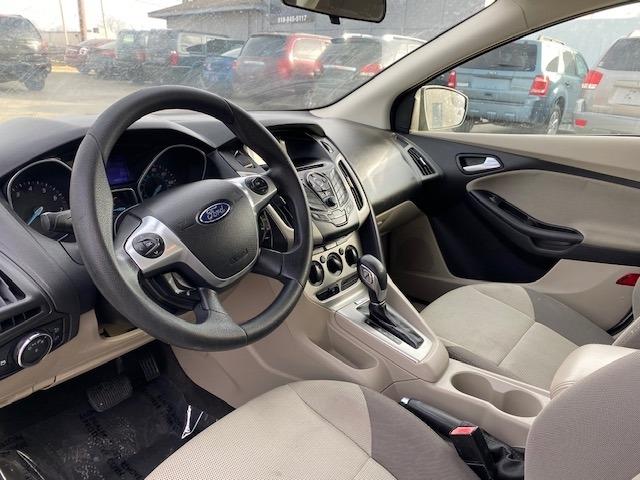 Ford Focus 2013 price $4,950