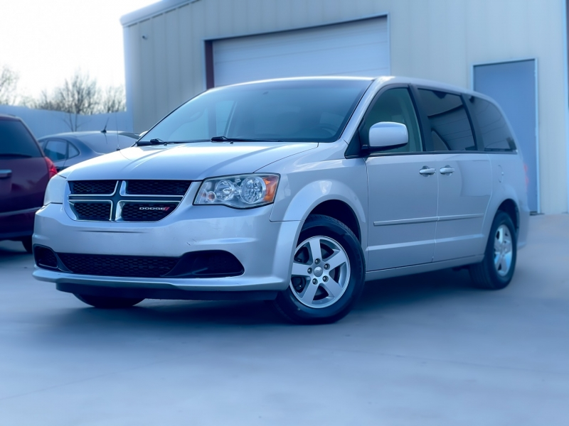 Dodge Grand Caravan 2012 price $6,498