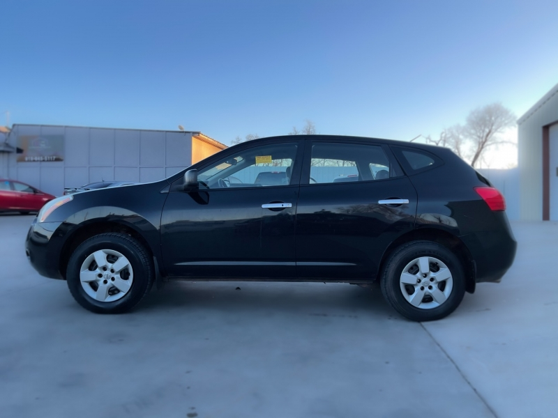 Nissan Rogue 2010 price $4,450