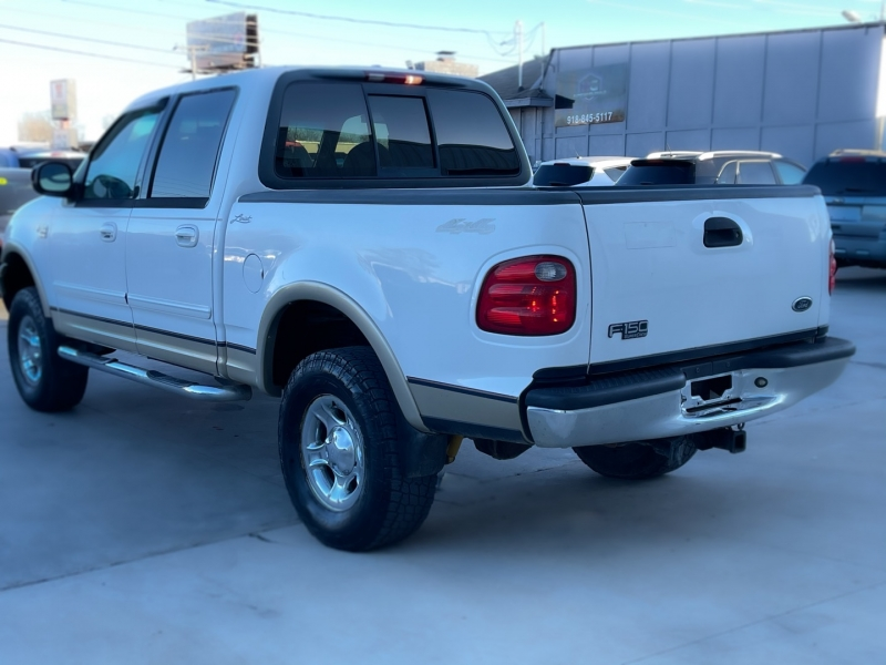 Ford F-150 SuperCrew 2001 price $4,498