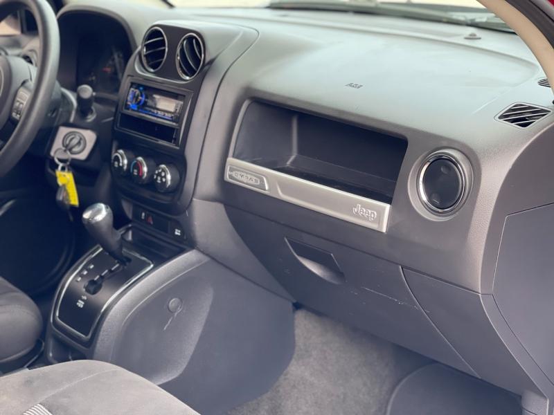 Jeep Compass 2016 price $9,450