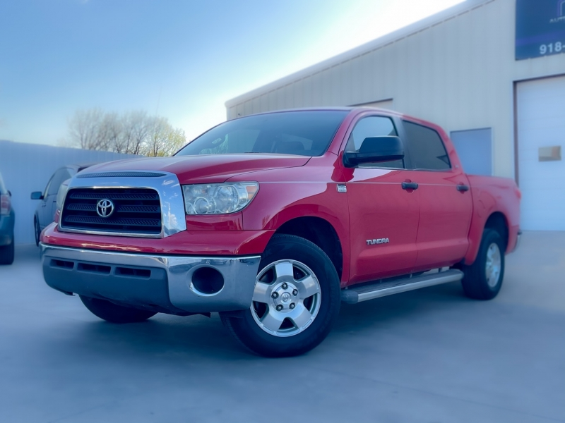 Toyota Tundra 2007 price $10,498