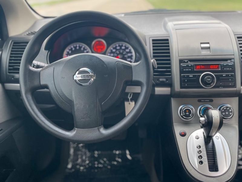 Nissan Sentra 2011 price $5,998